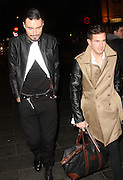 11.DECEMBER.2012. LONDON<br /> <br /> RYLAN CLARK ARRIVING AT THE X FACTOR WRAP UP PARTY HELD AT THE HIPPODROME CASINO IN LEICESTER SQUARE, LONDON<br /> <br /> BYLINE: EDBIMAGEARCHIVE.CO.UK<br /> <br /> *THIS IMAGE IS STRICTLY FOR UK NEWSPAPERS AND MAGAZINES ONLY*<br /> *FOR WORLD WIDE SALES AND WEB USE PLEASE CONTACT EDBIMAGEARCHIVE - 0208 954 5968*