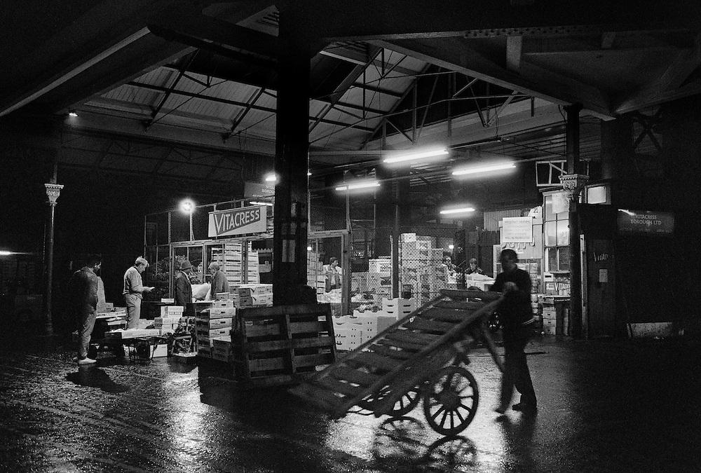 Borough Market, London.