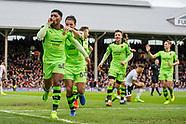 Fulham v Wolverhampton W. - EFL Championship