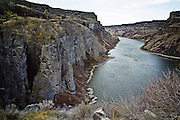 Snake River Canyon. Twin Falls, Idaho