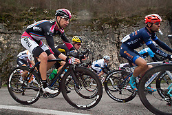 Matej Mugerli of BAKU Cycling Project during the 158km long 1st stage from Porec to Labin at 13th Istrian Spring Trophy on March 11, 2016, Croatia. Photo by Urban Urbanc / Sportida