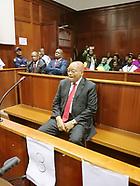 Jacob Zuma in the Dock -6 April 2018