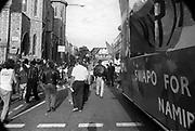 Ledbury Road, Notting Hill Carnival, London, 1989