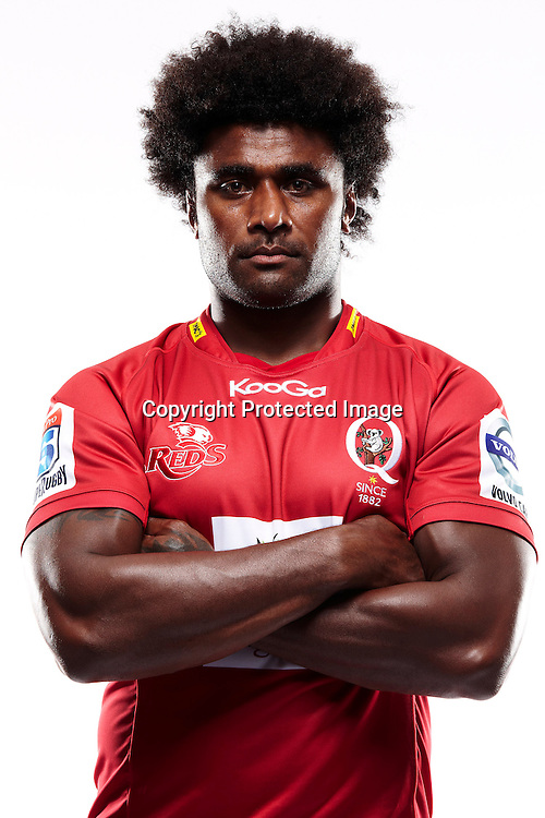Radike Samo - Headshots 2012 St.George Queensland Reds FxPro Super Rugby season