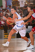 DESCRIZIONE : Bormio Torneo Internazionale Femminile Olga De Marzi Gola Italia Belgio <br /> GIOCATORE : Angela Gianolla <br /> SQUADRA : Nazionale Italia Donne Italy <br /> EVENTO : Torneo Internazionale Femminile Olga De Marzi Gola <br /> GARA : Italia Belgio Italy Belgium <br /> DATA : 26/07/2008 <br /> CATEGORIA : Palleggio <br /> SPORT : Pallacanestro <br /> AUTORE : Agenzia Ciamillo-Castoria/S.Silvestri <br /> Galleria : Fip Nazionali 2008 <br /> Fotonotizia : Bormio Torneo Internazionale Femminile Olga De Marzi Gola Italia Belgio <br /> Predefinita :