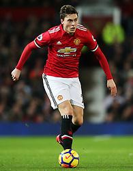 Victor Lindelof of Manchester United - Mandatory by-line: Matt McNulty/JMP - 18/11/2017 - FOOTBALL - Old Trafford - Manchester, England - Manchester United v Newcastle United - Premier League