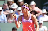 Lucie SAFAROVA  - 06.06.2015 - Jour 14 - Finale Femmes - Roland Garros 2015<br />Photo : Nolwenn Le Gouic / Icon Sport