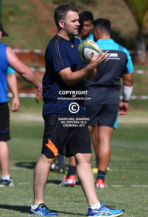 DURBAN, SOUTH AFRICA, 5, May 2016 - General views during the Hurricanes training session held at Northwood School Durban North , (Photographer Steve Haag) <br /> <br /> Images for social media must have consent from Steve Haag