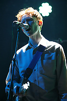 King Krule performance