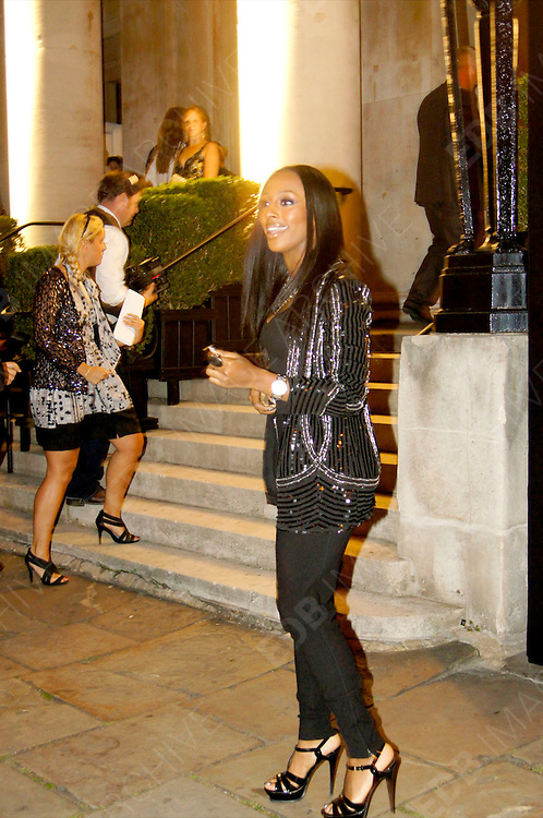 28.SEPTEMBER.2011. LONDON<br /> <br /> ALEXANDRA BURKE ATTENDS QUINTESSENTIALLY AWARDS 2011<br /> <br /> BYLINE: EDBIMAGEARCHIVE.COM<br /> <br /> *THIS IMAGE IS STRICTLY FOR UK NEWSPAPERS AND MAGAZINES ONLY*<br /> *FOR WORLD WIDE SALES AND WEB USE PLEASE CONTACT EDBIMAGEARCHIVE - 0208 954 5968*