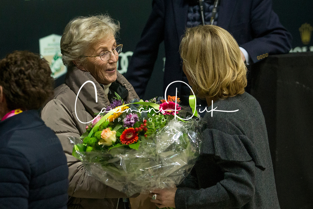 Winter-Schulze Madeleine, GER,<br /> Clinic Isabell Werth - The Dutch Masters<br /> © Hippo Foto - Sharon Vandeput<br /> 14/03/19