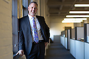 Greg Imm, Senior Vice President and Chief Compliance Officer at M&amp;T Bank poses for a portrait at his office in Buffalo, New York on Thursday, May 19, 2016. CREDIT: Mike Bradley for the Wall Street Journal<br /> WATCHERS
