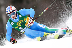MOELGG Manfred of Italy during the 1st Run of Men's Giant Slalom - Pokal Vitranc 2013 of FIS Alpine Ski World Cup 2012/2013, on March 9, 2013 in Vitranc, Kranjska Gora, Slovenia.  (Photo By Vid Ponikvar / Sportida.com)