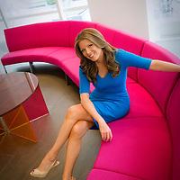 Trish Regan, Bloomberg News