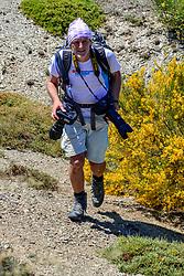 12-06-2017 SPA: We hike to change diabetes day 3, El Acebo de San Miguel<br /> De tweede dag Rabanal del Camino naar Acebo de San Miguel. Een tocht van 18 km door heuvelachtig landschap maar in een hitte van 30 graden. Ronald