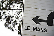 June 14-19, 2016: 24 hours of Le Mans. Le Mans circuit de la sarthe detail
