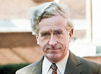 Professor RDC Black, Economics, Queen's University, Belfast, N Ireland, UK, 2nd August 1974, 197408020421<br />