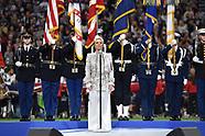 Pepsi Super Bowl LII National Anthem - 4 Feb 2018