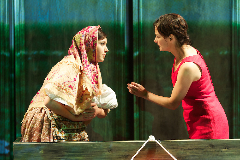 ANA is a co-production between Stellar Quines Theatre Company in Scotland and Québec based Imago Théâtre. ANA opens on 23 November 2011 at Espace Go theatre in Montreal and will receive its European premiere at the Traverse Theatre in Edinburgh on 2 March 2012. Following a run at the Traverse, ANA will tour Scotland throughout March 2012.