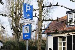 Muiderberg, Gooise Meren, Noord Holland, Netherlands