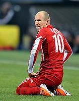 Milano, 23/02/2011<br /> Champions League/Champions League/Inter-Bayern Monaco<br /> Arjen Robben