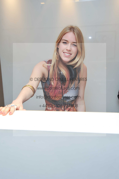 MARY CHARTERIS at the Mother of Pearl Launch at The Other Criteria, 36 New Bond Street, London W1 on 12th April 2011.