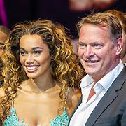 NLD/Utrecht/20160914 - The Bodyguard 1 jarig bestaan, Romy Monteiro en Albert Verlinde