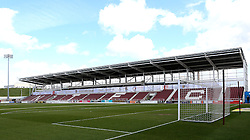 Sixfields Stadium, home of Northampton Town with the new seating in the East Stand - Mandatory by-line: Robbie Stephenson/JMP - 09/04/2016 - FOOTBALL - Sixfields Stadium - Northampton, England - Northampton Town v Bristol Rovers - Sky Bet League Two