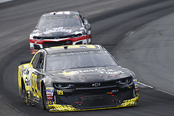 July 22, 2018 - Loudon, New Hampshire, United States of America - Kyle Weatherman (99) battles for position during the Foxwoods Resort Casino 301 at New Hampshire Motor Speedway in Loudon, New Hampshire. (Credit Image: © Justin R. Noe Asp Inc/ASP via ZUMA Wire)