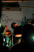 Everett performs at The Lighthouse in Frankfort, IL.