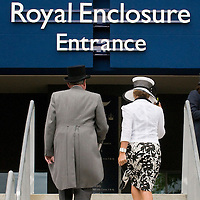 Ascot England June 19th Lady's Day iat Royal Ascot