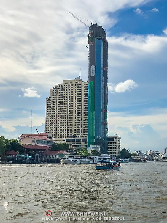 THA/Bangkok/20180604 - Thailand, rondvaart op de Chao Phraya-rivier