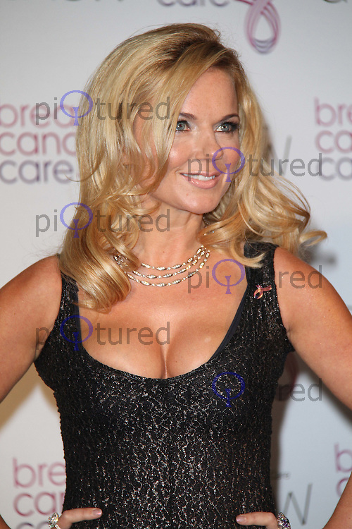 Geri Halliwell Breast Cancer Care Fashion Show, Grosvenor House Hotel, Park Lane, London, UK, 06 October 2010: For piQtured Sales contact: Ian@Piqtured.com +44(0)791 626 2580 (picture by Richard Goldschmidt)