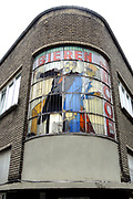 Mechelen is a city and municipality in the province of Antwerp, Flanders, Belgium.<br /> <br /> On the Photo: old cinema