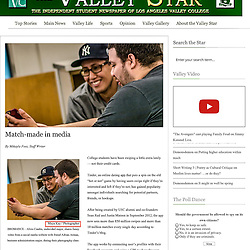 Valley Star - Independent News Paper of Los Angeles Valley College<br />