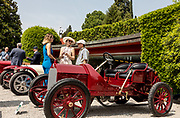 Como, Italy, Concorso d'Eleganza Villa D'Este, Isotta Fraschini Fent