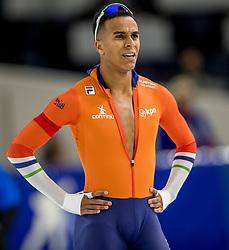 10-11-2017 NED: ISU World Cup, Heerenveen<br /> 500 m men, Dai Dai Ntab NED