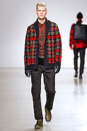Perry Ellis<br /> New York RTW Fall Winter 2015 February 2015