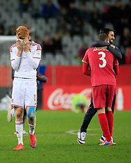 Dunedin- Football - Serbia v Hungary