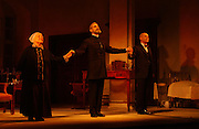 Jeremy Irons, Jean Boht,   Patrick Malahide<br />. Opening night of Embers, Duke of York's theatre. St. Martin's Lane. London. 1 March 2006. ONE TIME USE ONLY - DO NOT ARCHIVE  © Copyright Photograph by Dafydd Jones 66 Stockwell Park Rd. London SW9 0DA Tel 020 7733 0108 www.dafjones.com