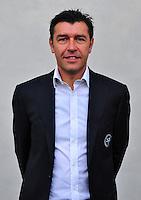 Hubert FOURNIER - 03.10.2013 - Photo officielle Reims - Ligue 1<br /> Photo : Philippe Le Brech / Icon Sport