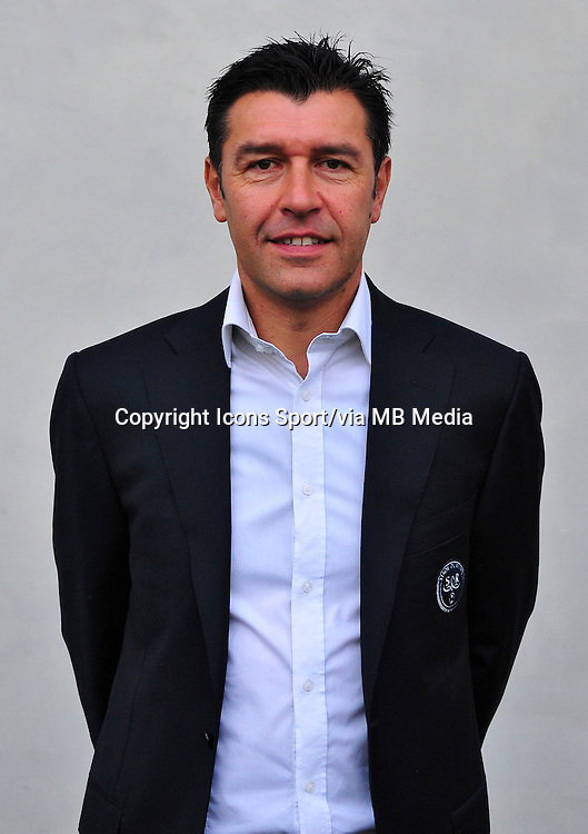 Hubert FOURNIER - 03.10.2013 - Photo officielle Reims - Ligue 1<br /> Photo : Philippe Le Brech / Icon Sport