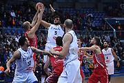 Alessandro Gentile<br /> Nazionale Italiana Maschile Senior - 2019 FIBA Basketball World Cup Qualifiers<br /> Croazia Italia Croatia Italy<br /> FIP 2017<br /> Zagabria, 26/11/2017<br /> Foto M.Ceretti / Ciamillo-Castoria