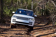 Land Rover driving experience at the Biltmore
