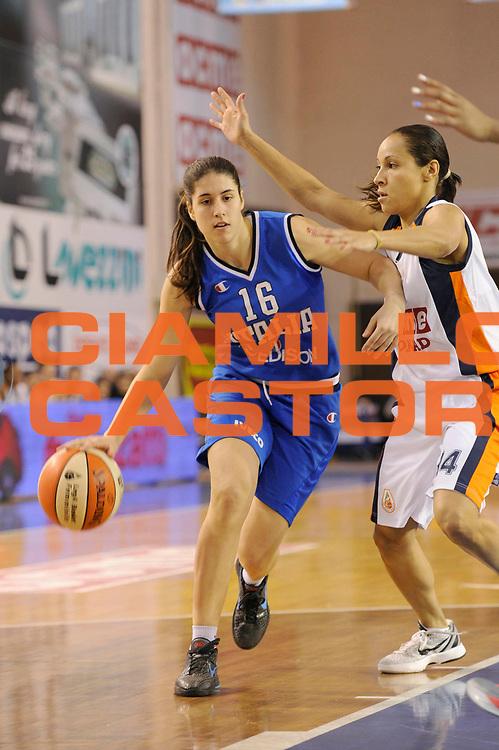 DESCRIZIONE : Parma All Star Game 2012 Donne Torneo Ocme Lega A1 Femminile 2011-12 FIP <br /> GIOCATORE : Gaia Gorini<br /> CATEGORIA : palleggio penetrazione<br /> SQUADRA : Nazionale Italia Donne Ocme All Stars<br /> EVENTO : All Star Game FIP Lega A1 Femminile 2011-2012<br /> GARA : Ocme All Stars Italia<br /> DATA : 14/02/2012<br /> SPORT : Pallacanestro<br /> AUTORE : Agenzia Ciamillo-Castoria/C.De Massis<br /> GALLERIA : Lega Basket Femminile 2011-2012<br /> FOTONOTIZIA : Parma All Star Game 2012 Donne Torneo Ocme Lega A1 Femminile 2011-12 FIP <br /> PREDEFINITA :