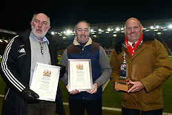 Patrick Bamford presentation - Photo mandatory by-line: Dougie Allward/JMP - Mobile: 07966 386802 - 10/02/2015 - SPORT - Football - Bristol - Ashton Gate - Bristol City v Port Vale - Sky Bet League One