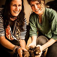 Lyn and Sarah