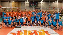 08-09-2018 NED: Netherlands - Argentina, Ede<br /> Second match of Gelderland Cup / Team Netherlands and Argentina