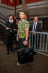 September 13, 2018 - New York, New York, United States - Char Defrancesco attends Marc Jacobs show at New York Fashion Week,  in New York City, US, on 12 September 2018. (Credit Image: © Oleg Chebotarev/NurPhoto/ZUMA Press)