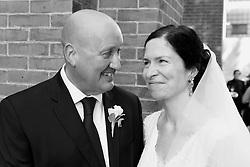 Wedding, Ian & Barbara